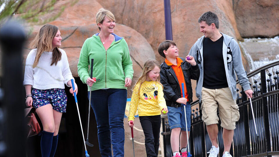 The Benefits of Adventure Golf