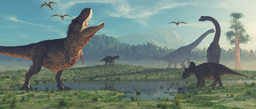 The Five Biggest Dinosaurs to Grace the Earth