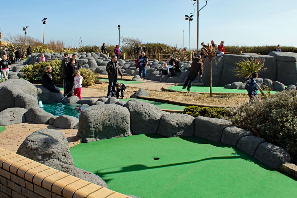 Think Outside the Boxing Day: Start an Adventure Golf Tradition